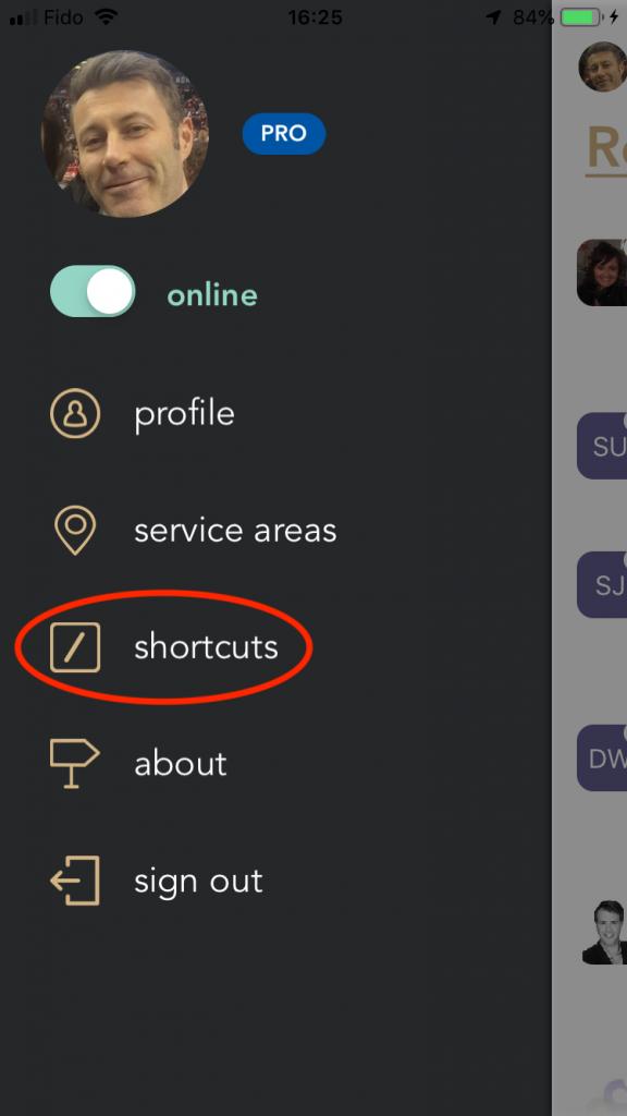 How To Setup Shortcuts & Saved Replies